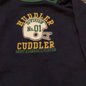Carter's One Pieces - Carter's long sleeve 3 month boy onesie.